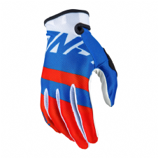 New 2020 Adult Answer AR1 Voyd REFLEX BLUE RED WHITE Gloves Motocross